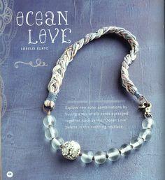 Bohemian Inspired Jewelry - lorelei eurto - ocean love