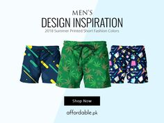 affordable.pk Yesterday at 20:40 ·  High Quality Mens Desginers Printed Summer Fashion Shorts ⛹️⛹️. #men #fashion #affordable #menfashion