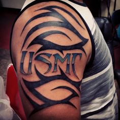 No matter what design you choose for your marine tattoo, planning is very important. Looking at other marine tattoo ideas can help you make your decision.
