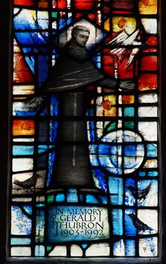 Alan Younger window, Fletching, Sussex | Flickr - Photo Sharing!
