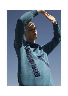 Fly Away Bluebird. Photo by Magda Kmiecik. Styling by Zu SB. For Client Style USA. menswear mnswr mens style mens fashion fashion style editorial