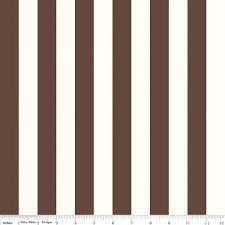 brown striped cotton fabric - Google Search