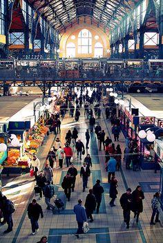 Market Hall (Nagyvás