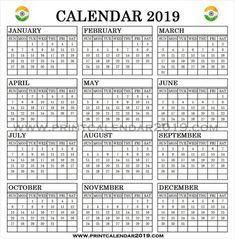 Yearly Calendar, 2019 Calendar, Empire Movie, Indian, Templates, Recipes, Stencils, Vorlage, Models