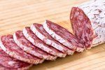 With the best sausage stuffer, you will get appreciable results each time. Sausage stuffers are meant to make your stuffing simple and quick. Jerky Recipes, Venison Recipes, Venison Salami Recipe, Deer Salami Recipe, Charcuterie, Deer Recipes, Game Recipes, Home Made Sausage, Cheese