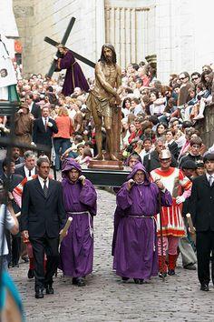 Semana Santa en Hondarribia. Pais Vasco. © Inaki Caperochipi Photography