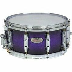 14X6.5 Reference 20 Ply Snare Drum Purple Craze by Pearl. $930.00. What if each drum in your drum set was engineered as an instrument unto itself? Each tom designed to respond perfectly within the confines of its respective frequency without compromise over any other area of your kit. This is the mission behind Reference Series drums. A complete set of individually engineered, incredible sounding drums.In 1999, Pearl began its most ambitious undertaking, The Masterworks Se...