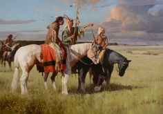 In Quest of the Cree. ZS. Liang.  2016 Prix de West.