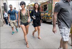 The Urban Vogue: Summer Time Short Shorts