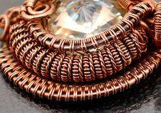 Спиралька из проволоки для изготовления украшений video on making complex coils