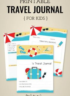 Are you traveling with your kids this holiday weekend? If so, I have a super fun printable for you all today. We are taking Johnny Boy (3 years old) and Sydney (6 months old) to the beach for our very first vacation as a family of four. It will be their first trip to the... Read More