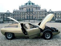Citroen GS Camargue (Bertone), 1972 - Photo: Rainer W. Schlegelmilch