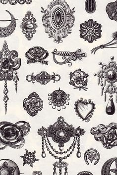 Victoria Goods and Merchandise illustration by Carol Belanger Grafton