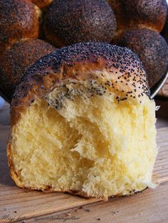 Croissant Bread, Ring Cake, Hungarian Recipes, Hungarian Food, Scones, Cornbread, Bread Recipes, Bakery, Good Food