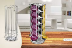 instead of (from Zoozio) for a Dolce Gusto coffee pod holder, for a holder - save up to