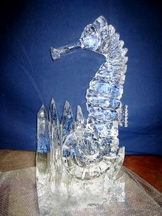 Esculturas - Caballito de Mar