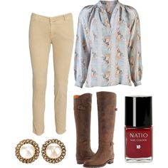 An equestrian styled ensemble with quirky, sassy pieces makes this a Spencer Hasting inspired outfit