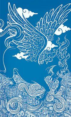 The Last Day of Pegasus by enkel dika, via Flickr