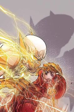Photo: Godspeed and Flash.