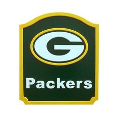 Fan Creations NFL Shield Textual  Art Plaque NFL Team: Green Bay Packers