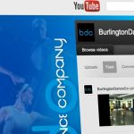 Burlington Dance Company YouTube Background