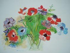 jean and raoul dufy flowers | Celles de MTSA sont superbes !!!