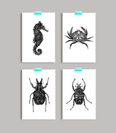 bee linocut print handmade original artistamps mailart pinterest grabado estampado. Black Bedroom Furniture Sets. Home Design Ideas