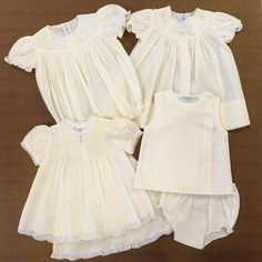 For all you vintage loving Mamas we've got gorgeous dresses, bubbles, and diaper sets in the softest most beautiful Maize color! We adore the elegant sweetness of these pieces and we are sure you will too!   http://feltmanbrothers.com