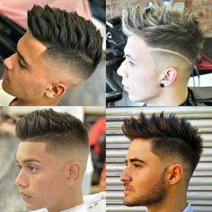 Cool Spiky Hair