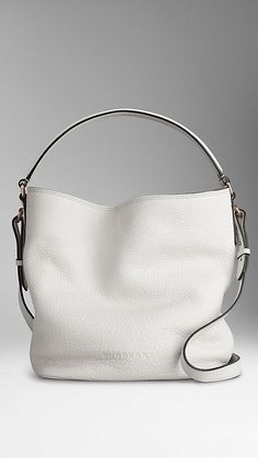 Small Leather Crossbody Bag | Burberry