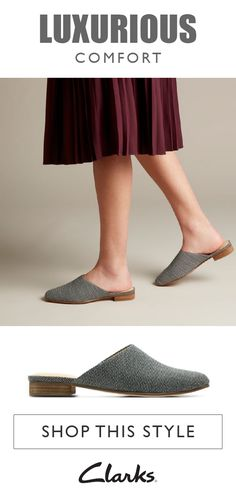 51005a0cf Step into spring with Pure Blush from Clarks. Perfect for dressing up or  down,