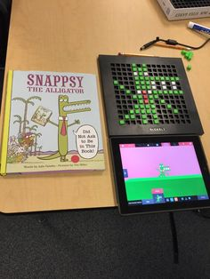 using bloxels to create video games based off of favorite picture books   Brian Meister (@MrBrianMeister) | Twitter