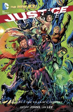 67 best dc new 52 graphic novels images on pinterest comic books justice league vol 2 the villains journey by geoff johns new 52graphic fandeluxe Images