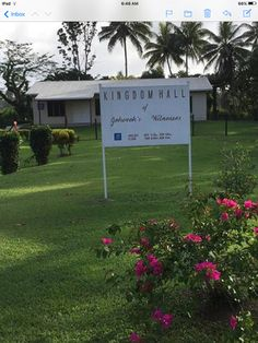 Kingdom Hall In Fiji