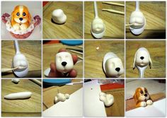 1000 Images About Mops On Pinterest Fondant Dog Dog