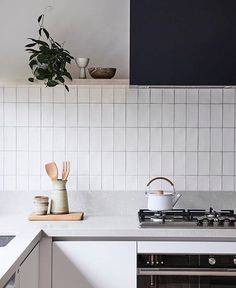 Kitchen calm via @bicker_design #LETLIVcoveted #kitchen