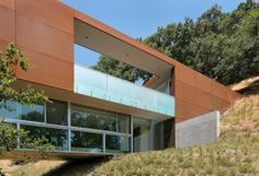 Bridge-House, Natoma-Architects, Architecture, Design, House, Interiors