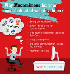 Looking for a dedicated web developer who works for you full time and do multiple projects that saves you cost and time? Visit http://www.macronimous.com/services/Dedicated-php-developer.asp