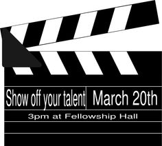 Talent Show Elementary Invite Flyer Template  Google Search