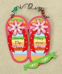 Flip flops always fit