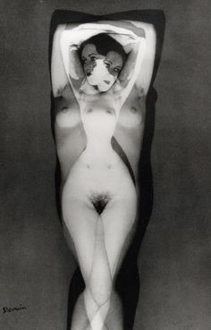 "Man Ray, ""Yesterday, Today, Tomorrow"" (1924)"