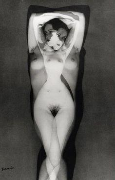"Man Ray, ""Yesterday, Today, Tomorrow"" (1924)"