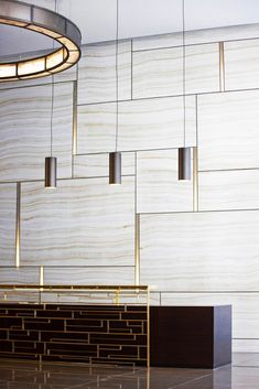 Hall - 1A Wimpole Street Marylebone, London designed by SAY Architects Ltd 2013
