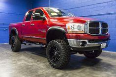 LIFTED 2006 Dodge Ram 2500 Big Horn 4x4 HEMI Truck For Sale at Northwest Motorsport! #nwmsrocks