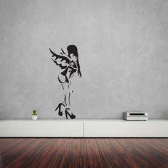 banksy amy winehouse vinyl wall art decal by vinyl revolution | notonthehighstreet.com