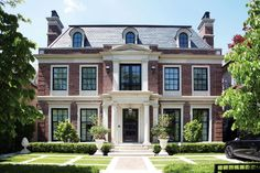 classic project - traditional - exterior - toronto - SKR Homes <3