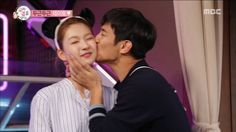 Kim Jin Kyung and Mad Town's Jota kiss after visiting a haunted house on 'We Got Married' http://www.allkpop.com/article/2016/10/kim-jin-kyung-and-mad-towns-jota-kiss-after-visiting-a-haunted-house-on-we-got-married