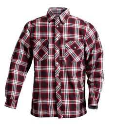 Klicka för Bild2, T&P Fodrad Flanellskjorta