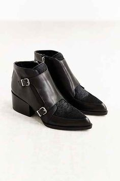 d7845198ff7d Circus By Sam Edelman Reese Monk Strap Boot - Urban Outfitters 140