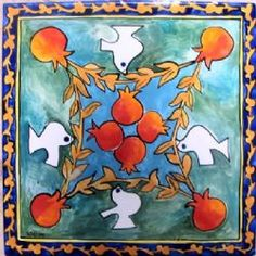 Hand painted tile by Monica tiles Tweety, Tiles, Hand Painted, Painting, Fictional Characters, Art, Room Tiles, Art Background, Tile